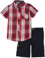 Lucky Brand Boys' 2Pc Shirt & Short Set