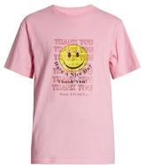 Rosie Assoulin Thank You-print short-sleeved T-shirt