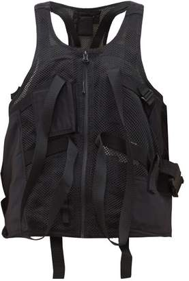 Alyx Tactical Mesh Vest - Mens - Black