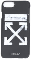 Off-White logo print iPhone 6/7 case