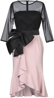 SARA RUIZ by MSA 3/4 length dresses