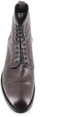 Alexander Hotto Lace-up Boot 60017