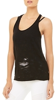 Alo Yoga Pure Distressed Tank