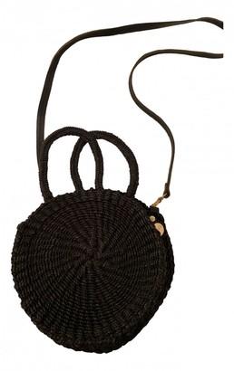 Clare Vivier Black Wicker Handbags