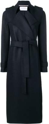 Harris Wharf London longline coat