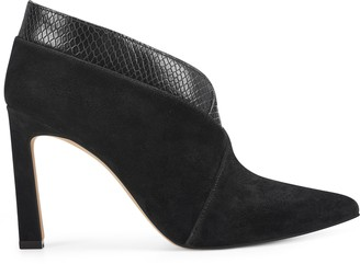 Vince Camuto Sempren Mixed-Material Bootie - Excluded from Promotions