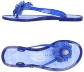 Philipp Plein Toe strap sandals