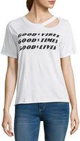 Arizona Good Vibes Graphic T-Shirt- Juniors