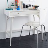 west elm Mid-Century Mini Desk – White