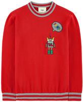 Fendi Embroidered sweater