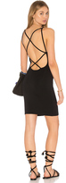 LnA Strappy Mini Dress