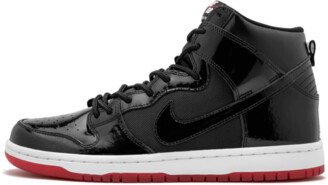 Nike SB Zoom Dunk High TR QS 'Bred' Shoes - Size 4