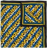 Class Roberto Cavalli leopard print scarf