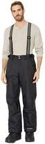 Columbia Bugaboo Omni-Heat Suspendertm Pants (Black) Men's Outerwear