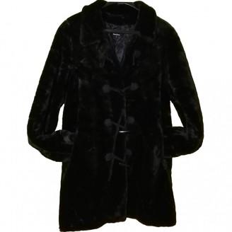 Dennis Basso Black Faux fur Coat for Women