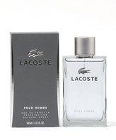 Lacoste Pour Homme Eau de Toilette, 3.3 fl. oz.