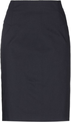 Cappellini by PESERICO Knee length skirts - Item 35429342CK