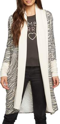 Chaser Cozy Knit Duster Cardigan