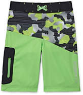 Free Country Camoflauge Swim Trunks - Preschool Boys 4-7