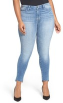 Good American Women's Good Legs High Waist Skinny Jeans