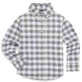 Ralph Lauren Little Boys Checkered Button-Down Shirt