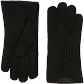 UGG Casual Gloves w/ Debossed Leather Logo