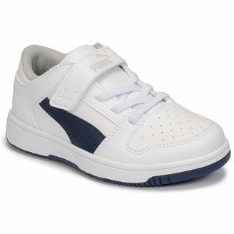 Puma Kids' Rebound Layup LO SL V PS Sneaker