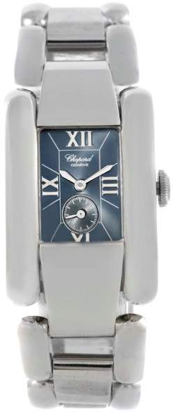 Chopard La Strada 41-8380 Stainless Steel Quartz 23mm Womens Watch