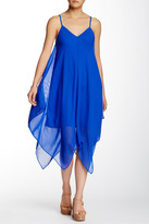 Sequin Hearts Sleeveless Trapeze Dress