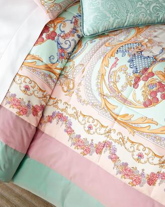 Etro Mirabeau Quilted King Comforter Set