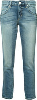 Amo cropped skinny jeans - women - Cotton/Spandex/Elastane/Acetate - 24
