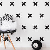 Nutmeg Kiss Wall Stickers