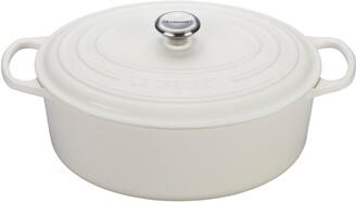 Le Creuset Signature 9 1/2 Quart Oval Enamel Cast Iron French/Dutch Oven