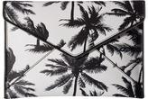 Rebecca Minkoff Palm Tree Leo Clutch Clutch Handbags