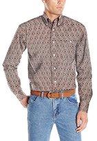 Wrangler Men's 20x Long Sleeve One Pocket Woven Shirt