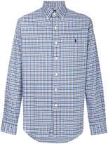 Polo Ralph Lauren checked button-down shirt