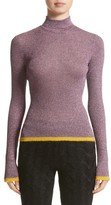 Missoni Women's Metallic Knit Turtleneck