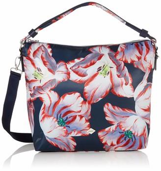 Oilily Women's Picnic Hobo Lhz Shoulder Bag 17 x 34 x 42 cm Blue Size: One size
