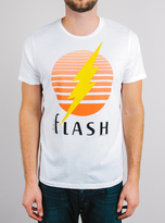 Junk Food Clothing The Flash Tee-elecw-xxl