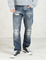 Nudie Jeans Indigo Steady Eddie