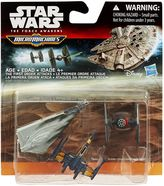 Hasbro Star Wars: Episode VII The Force Awakens Micro Machines 3-pk. The First Order Attacks Vehicle Pack by