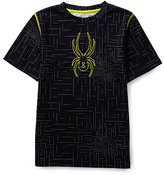 Spyder 8-20 Motion Short-Sleeve Tee