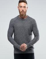 Ted Baker Salt & Pepper Knitted Jumper