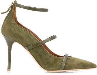 Malone Souliers Robyn strappy pumps