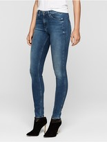 Calvin Klein Sculpted Royal Blue Skinny Jeans