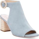 Sole Society Janaia Espadrille Shield Sandal