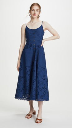 Saloni Fara-C Dress