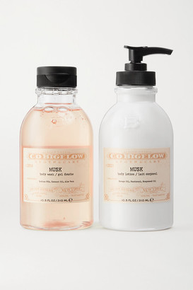 C.O. Bigelow Iconic Collection Body Wash And Lotion Set - Musk