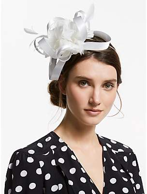 85f55aff John Lewis & Partners Amy Feather Fascinator