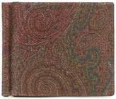 Etro paisley print wallet